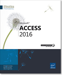 Access 2016, Microsoft , Base de datos , Tabla , formulario , informe , consulta , aplicación , Access 16 , Office 2016 , access , SGBD