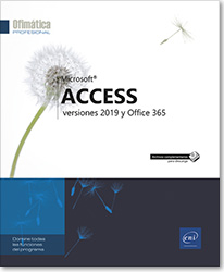 Access - versiones 2019 y Office 365, Microsoft , Base de datos , Tabla , formulario , informe , consulta , aplicación , Access 19 , Office 2019 , access , SGBD , LNOP19ACC