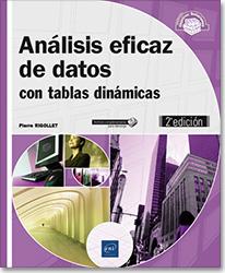Análisis eficaz de datos - con tablas dinámicas (2ª edición), Microsoft , tabla , libro , hoja de cálculo , fórmula , gráfico dinámico , tabla dinámica , estadística , análisis cruzado , TD , excel 16 , power pivot , powerpivot