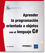 Aprender la programación orientada a objetos con el lenguaje C#, Libro poo- c-sharp -c#, encapsulación, herencia, polimorfismo, abstracción, multithread, Windows Forms, uml, VS 2015 express, .net- dot net, net