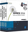 Microsoft® Office 2016 - Pack 4 libros: Word, Excel, PowerPoint y Outlook